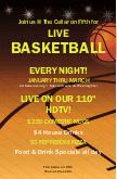 Basketball Promo Flyer