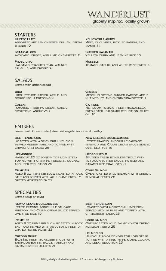 fine dining menu templates with elegant style musthavemenus