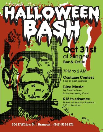 halloween costume party flyer halloween flyers