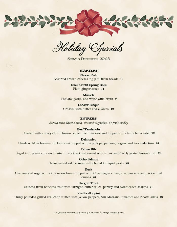 Customize free cocktail menu templates | postermywall.
