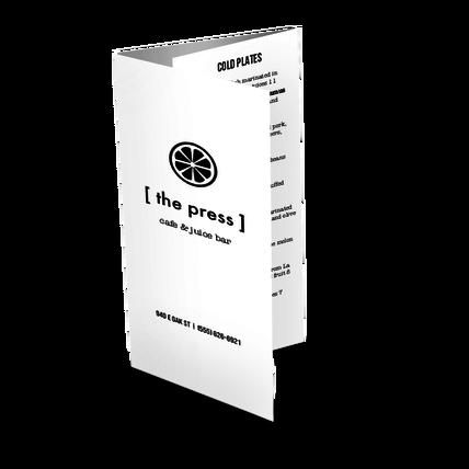 juice bar folding menu design templates by musthavemenus