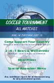 Soccer Promo Flyer