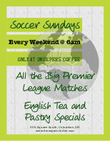 Soccer Sports Flyer