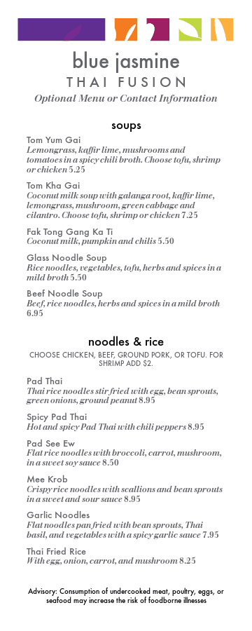 Daily Special Menu Templates That Are Easy To Edit Musthavemenus